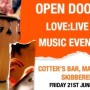 Open Door Love-Live Music main