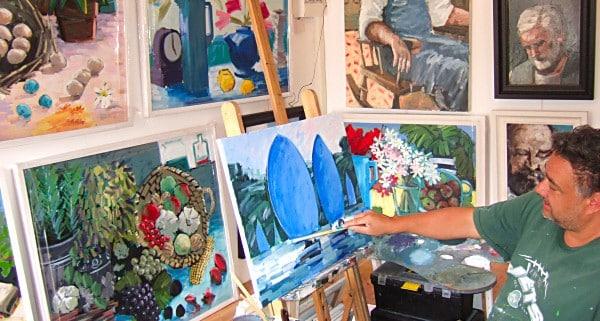 Martin Stone Exhibition