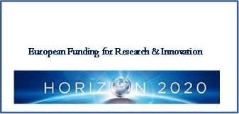 Horizon2020 logo