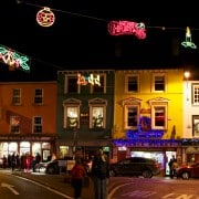 Lighting of the Christmas Tree - Skibbereen, West Cork