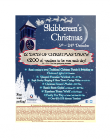 Skibbereen's Christmas 2014