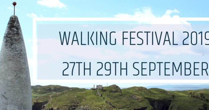 Don't miss The Skibbereen Walking Festival September 27th,28th,29th 2019