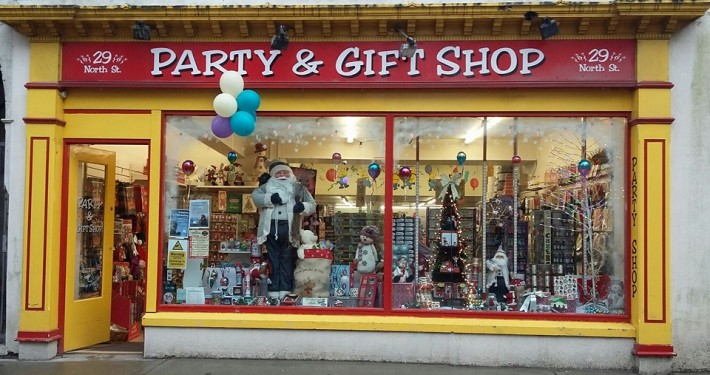 The Party and Gift Shop