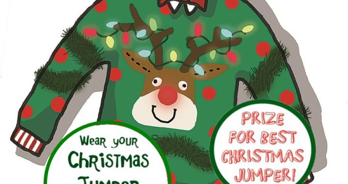 Don't forget to wear your Christmas Jumper for the Skibbereen Christmas Parade Friday 30th November