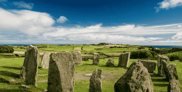 The Skibbereen Area's Marvellous Megaliths
