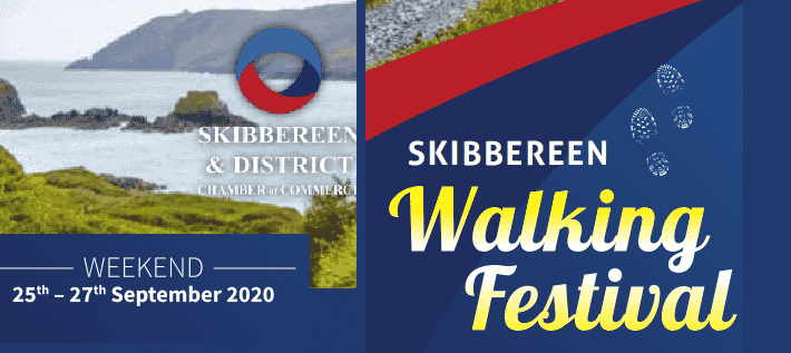 Don't miss The Skibbereen Walking Festival September 2020